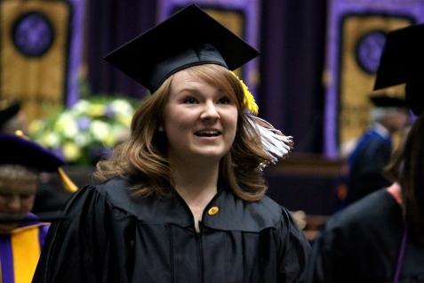 UNI Graduation (Cedar Falls, Iowa)